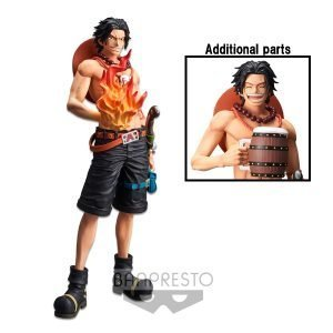 Portgas D. Ace Nero Grandista One Piece