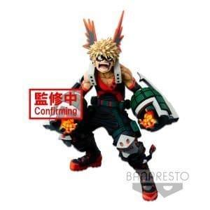 Katsuki Bakugo Two Dimensions Super Masters Stars Piece My Hero Academia