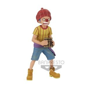Baggy One Piece The Grandline Children DXF