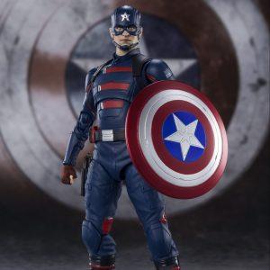 Captain America John Walker S.H. Figuarts