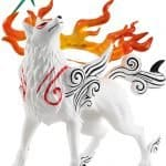 Amaterasu Okami Estatua PVC Pop Up Parade