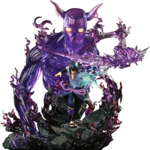 Resina Sasuke Uchiha Naruto Shippuden HEX Collectibles