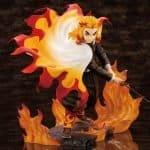 Kyojuro Rengoku ARTFXJ Bonus Edition Demon Slayer: Kimetsu no Yaiba