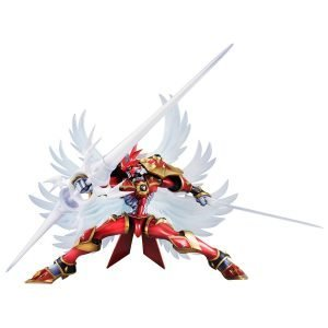 Dukemon Crimson Digimon Tamers Serie G.E.M. Megahouse