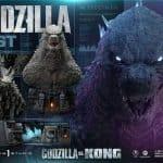 Busto Godzilla Bonus Version Godzilla vs Kong Bonus Version