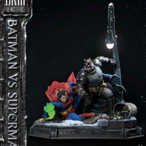 The Dark Knight Returns Estatua Batman Vs. Superman
