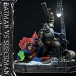 Estatua Batman Vs Superman The Dark Knight Returns Deluxe Bonus