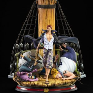 Resina One Piece Shanks HQS Tsume