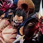 Luffy Gear 4 Bounce Man One Piece Excellent Model P.O.P. SA-Maximum