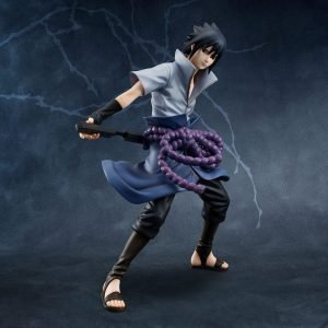 Sasuke Uchiha Naruto Shippuden Serie G.E.M.