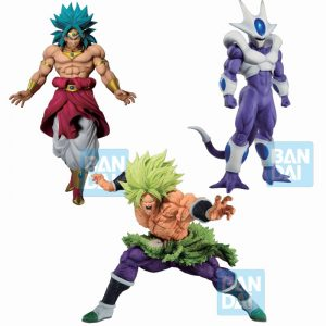 Pack Broly Full Force + Broly '94 + Cooler Final Form Back to The Film