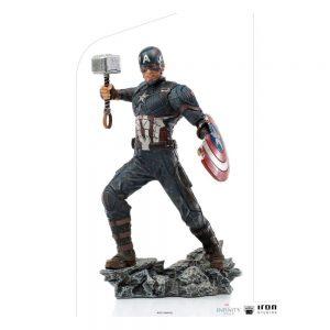 Captain America Ultimate The Infinity Saga BDS Art Scale 1/10