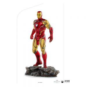 Iron Man Ultimate The Infinity Saga BDS Art Scale 1/10 Marvel Comics