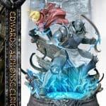 Fullmetal Alchemist Edward & Alphonse Elric Resina