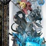 Resina Edward & Alphonse Fullmetal Alchemist Deluxe Version