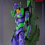 Evangelion: New Theatrical Edition Robo-Dou Pack Accesorios para Figuras Accessory Pack