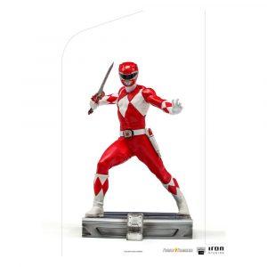 Red Ranger Power Rangers BDS Art Scale