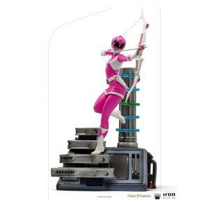Pink Ranger Power Rangers BDS Art Scale