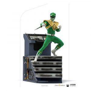 Green Ranger Power Rangers BDS Art Scale