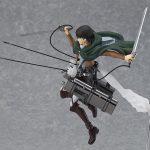 Attack on Titan Levi Ackerman Figma