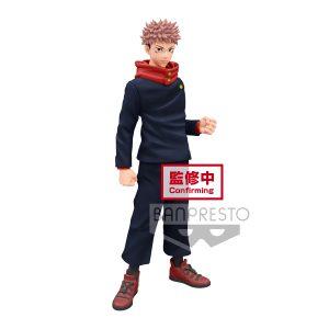 Yuji Itadori Jujutsu Kaisen Jukon No Kata