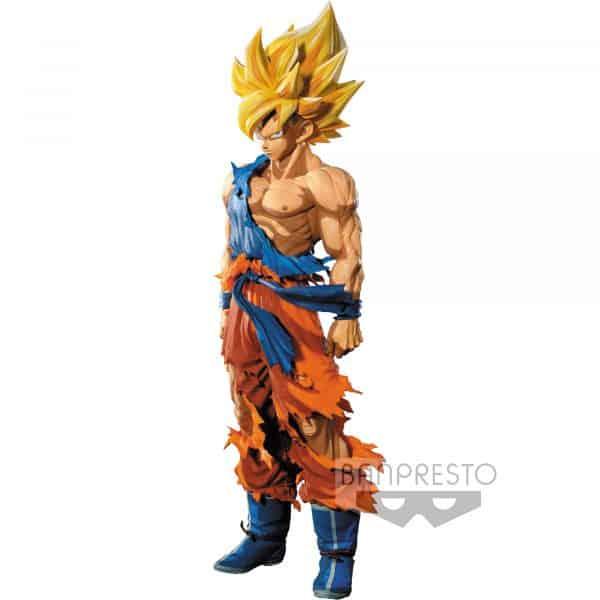 Son Goku Super Master Stars Piece Manga Dimensions