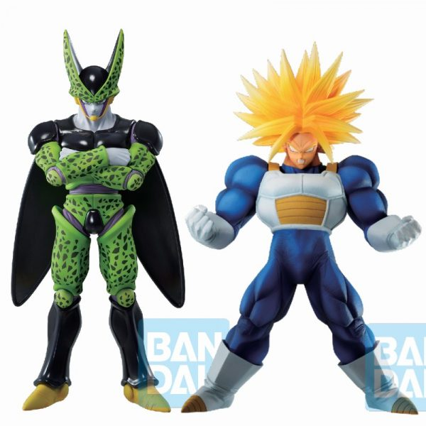 Pack Perfect Cell & Super Trunks Ichibansho Vs Omnibus