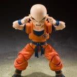 Krillin Earth's Strongest Man Dragon Ball Z Figura S.H. Figuarts