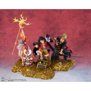 Colección Daikaizoku Hyakkei Figuarts Zero One Piece