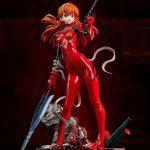 Asuka Shikinami Langley You Can (Not) Advance Statue Wonder Evangelion 2.0